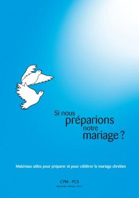 Le livre bleu de la préparation de votre mariage
