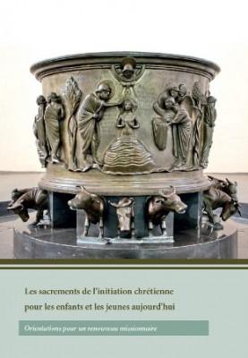 Lettre des évêques de Belgique : les sacrements de l'initiation