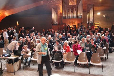 Qui est qui, qui fait quoi au Centre pastoral de Bruxelles ?