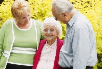 Communiquer, célébrer avec les personnes atteintes de la maladie d'Alzheimer