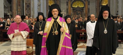 Dossier : Les Eglises orientales