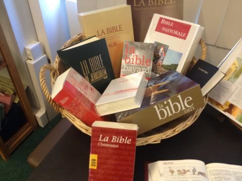 La Bible en relecture