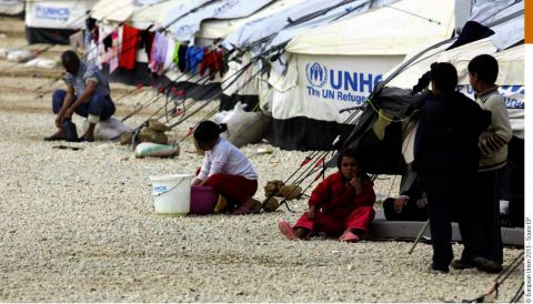 Dossier : L'accueil des réfugiés