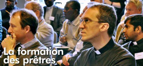 Dossier : la formation des prêtres