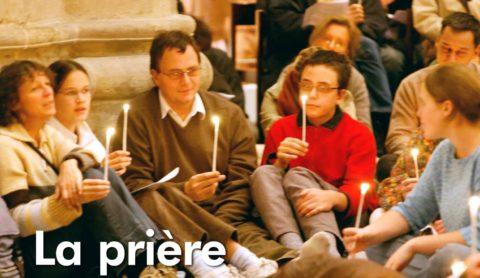 Dossier : la prière