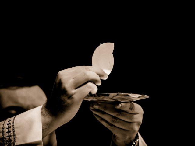 Porter la communion