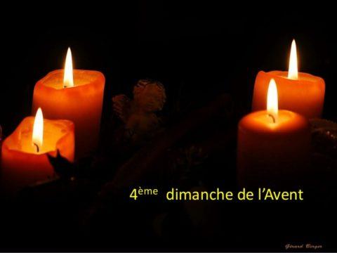 dimanche 20 décembre 2020- 4°Avent-Année B 9/11