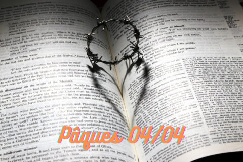 Vivre le Caté à la Maison, 10-12 ans       Pâques 04/04/2021