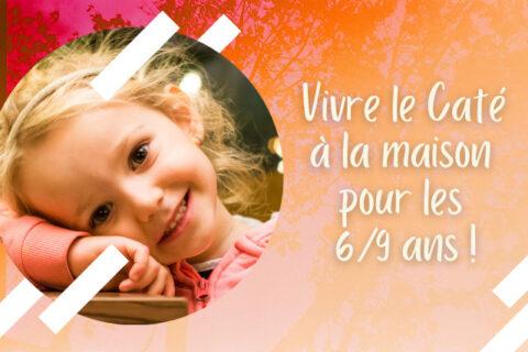 La prière – Vivre le caté à la maison – Animations 6/9 ans